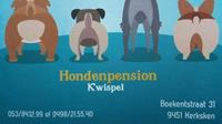 Hondenpension Kwispel